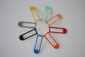 Plastic Pull Tabs